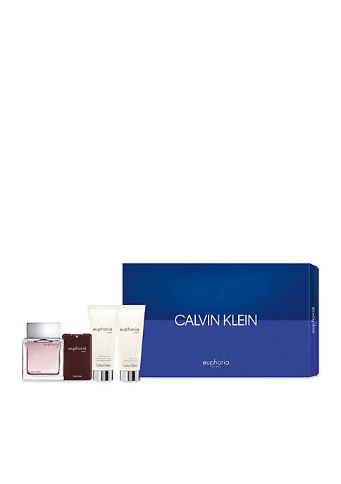 Calvin Klein Euphoria for Men Set