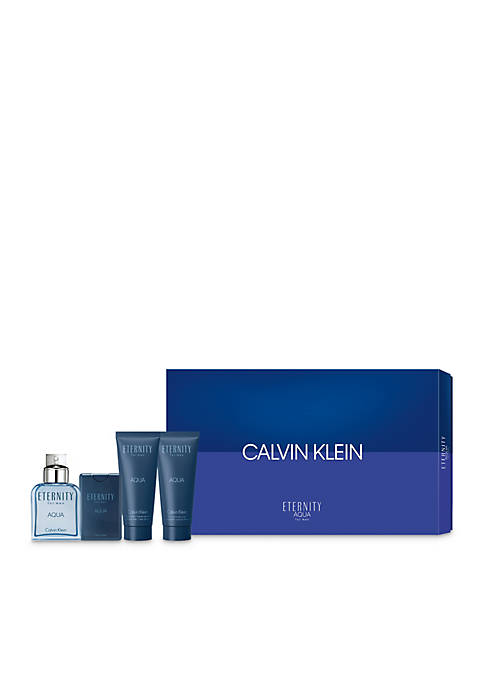 Calvin Klein Eternity Aqua For Men 4-Piece Set