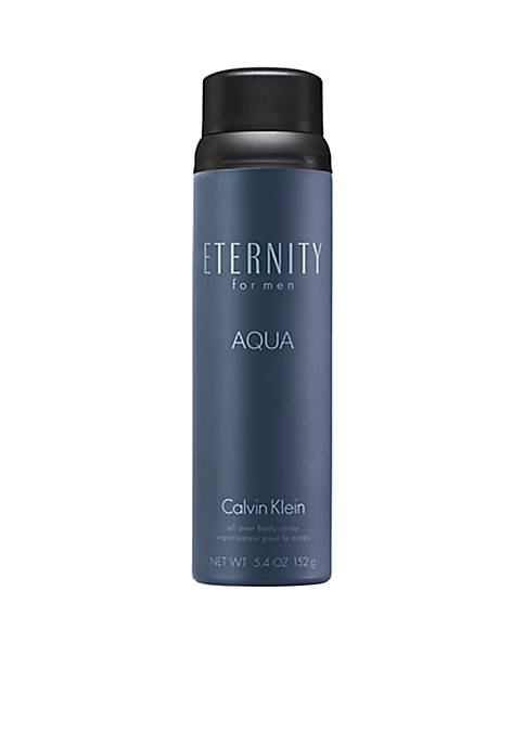 Eternity for men Aqua Body Spray