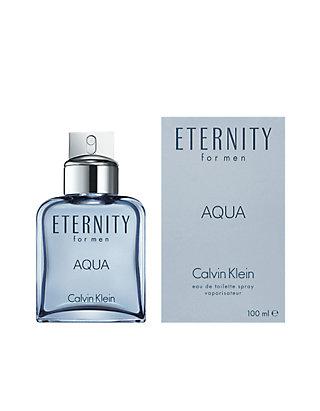Calvin Klein Eternity For Men Aqua Eau De Toilette Spray 3 4 Oz Belk
