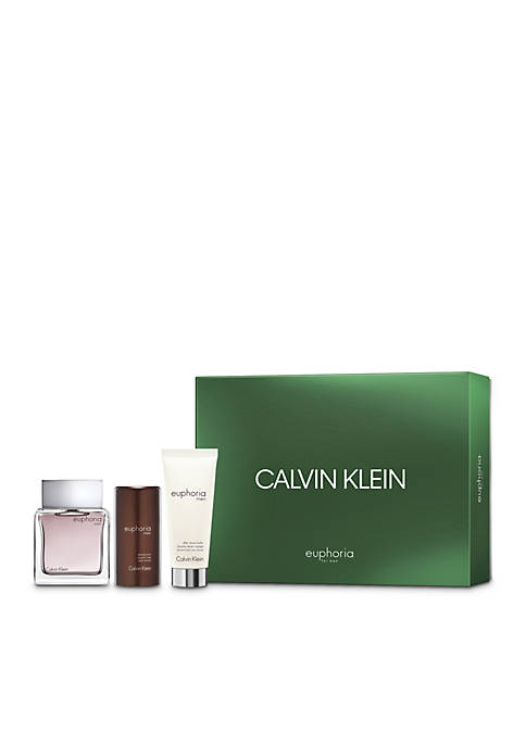 Calvin Klein Euphoria For Men 3-Piece Set