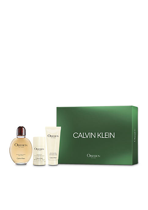 Calvin Klein Obsessed For Men 3-Piece Set