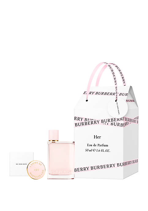 Burberry Her 2-Piece Set