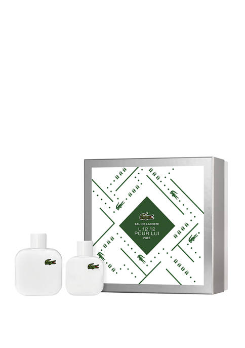 Lacoste L.12.12 Male Blanc Gift Set