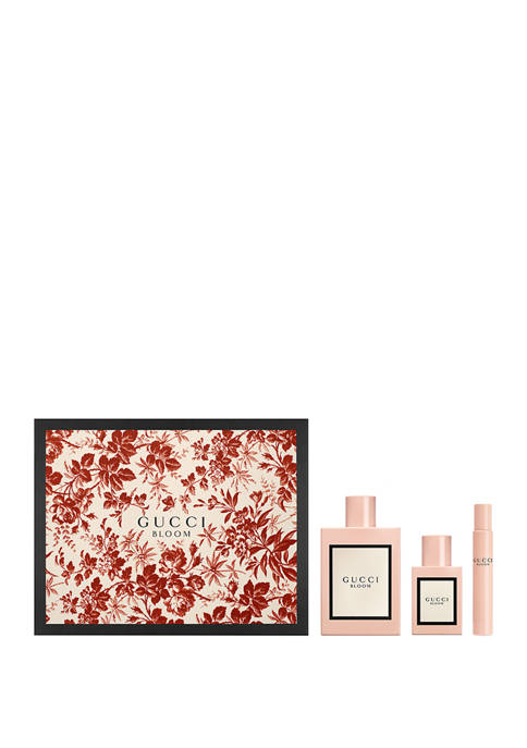 Gucci Bloom Eau de Parfum 3 Piece Gift