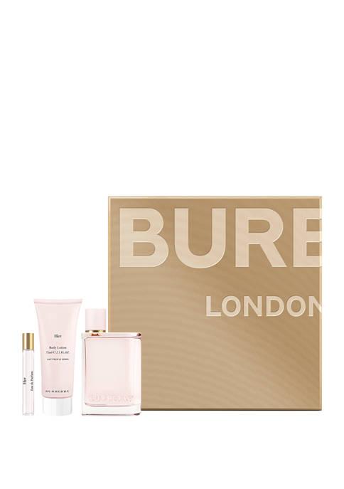 Burberry Her Eau de Parfum Gift Set