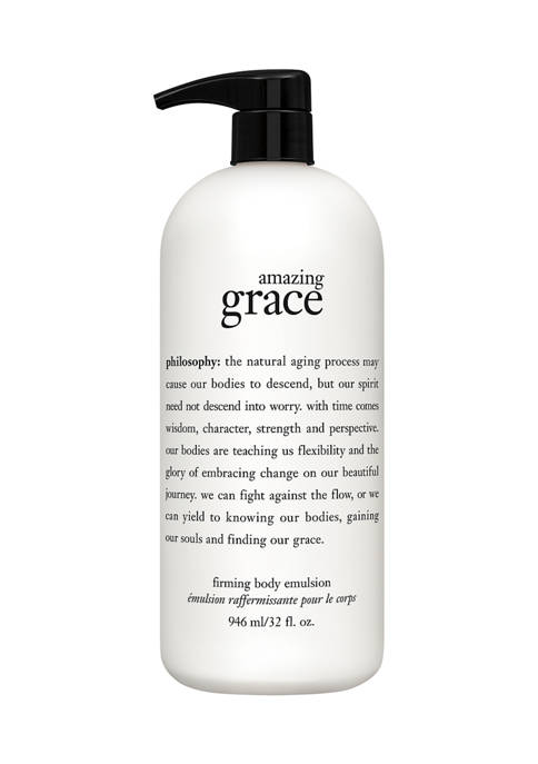 amazing grace firming body emulsion 32 ounce