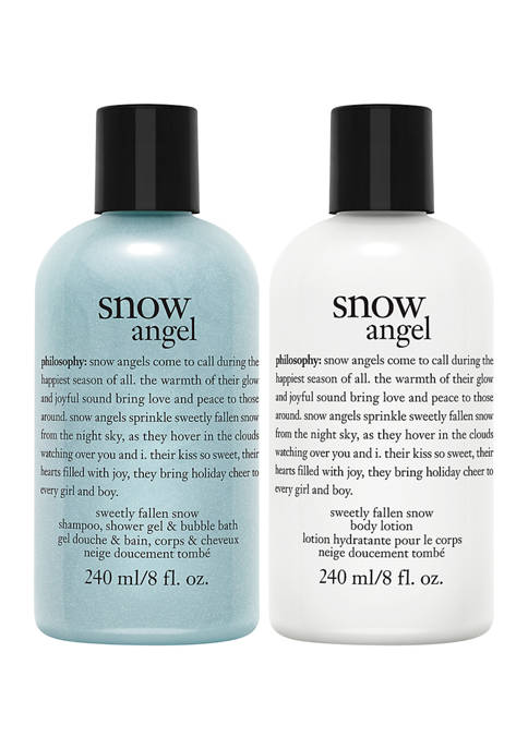 philosophy snow angel 2 piece set