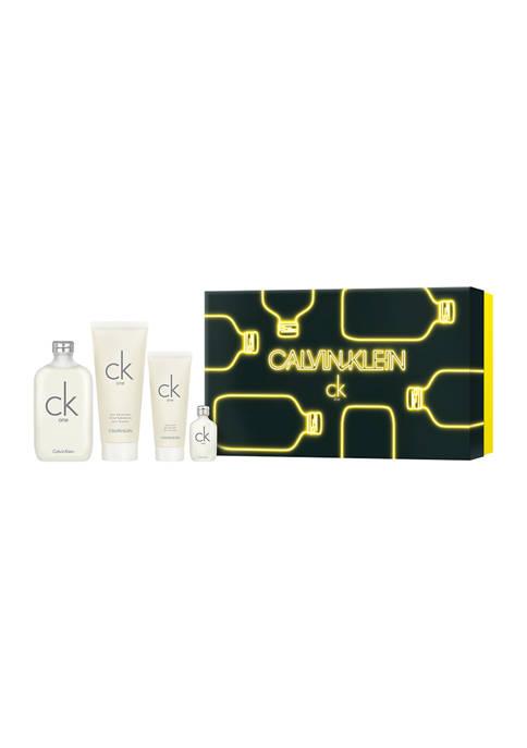 Calvin Klein CK One 4 Piece Giftset