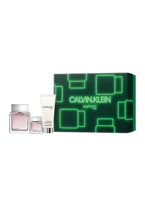 Calvin Klein Euphoria for Men Gift Set