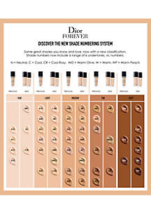 Forever 24h Wear High Perfection Skin Caring Matte Foundation by Dior #20