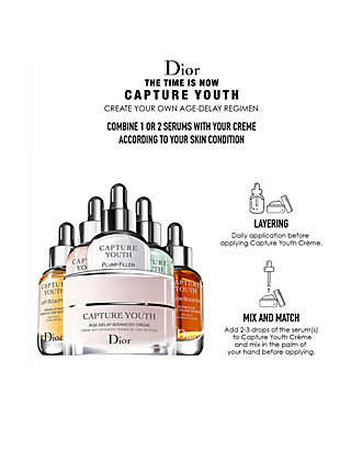 07ad0e05 Capture Youth Lift Sculptor Age-Delay Lifting Serum
