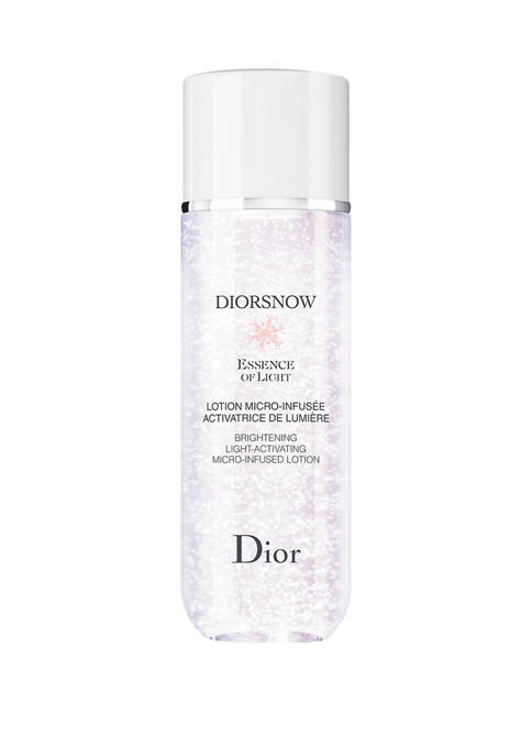 Diorsnow: Essence of Light Brightening Light-Activating Micro-Infused Lotion