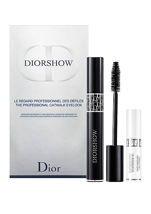 Diorshow Lash & Maximizer 3D Mascara Mini Set