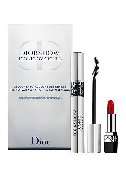 Diorshow Iconic Curl Mascara & Mini Rouge Dior