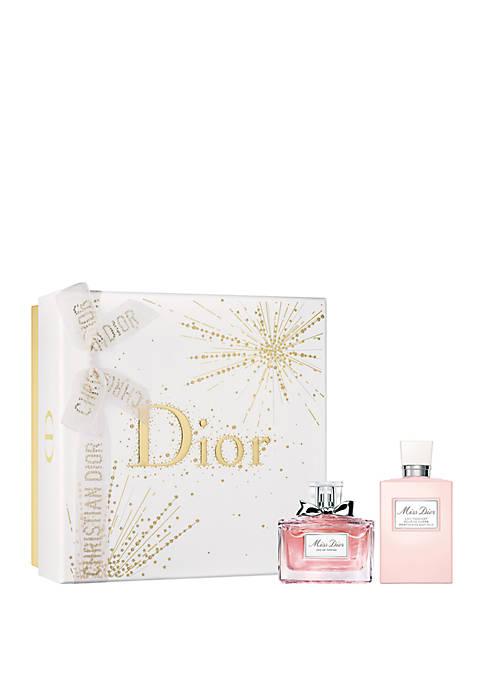 Miss Dior Eau de Parfum 2pc Holiday Gift Set