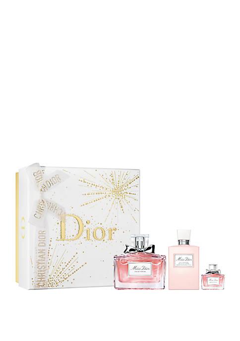 Miss Dior Eau de Parfum 3pc Holiday Gift Set