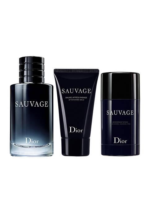 Christian Dior Perfume Sauvage Fragrance Set