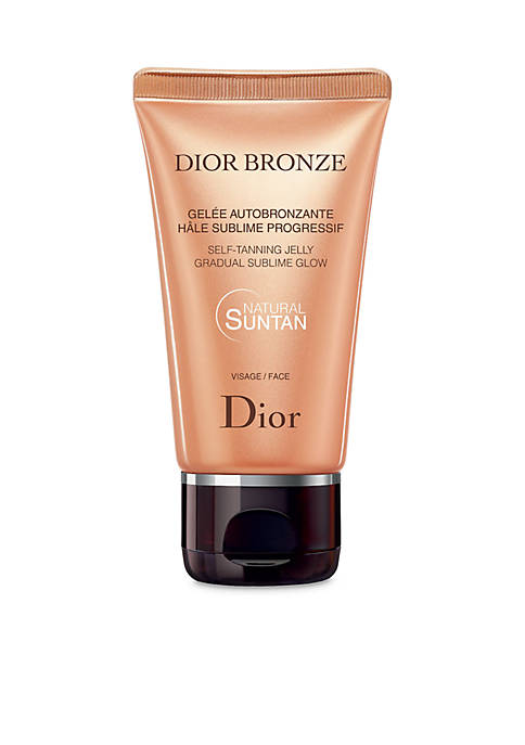 Bronze Self Tanning Jelly Gradual Glow - Face