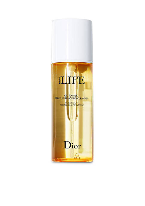 Dior Hydra Life Oil To Milk Makeup Removing
