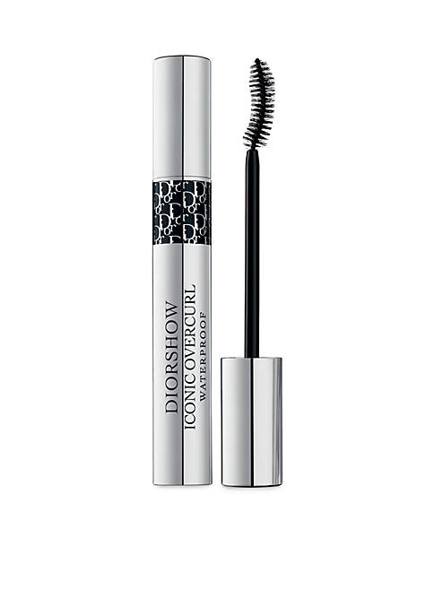 Diorshow Iconic Overcurl Waterproof Spectacular Volume & Curl Professional Mascara