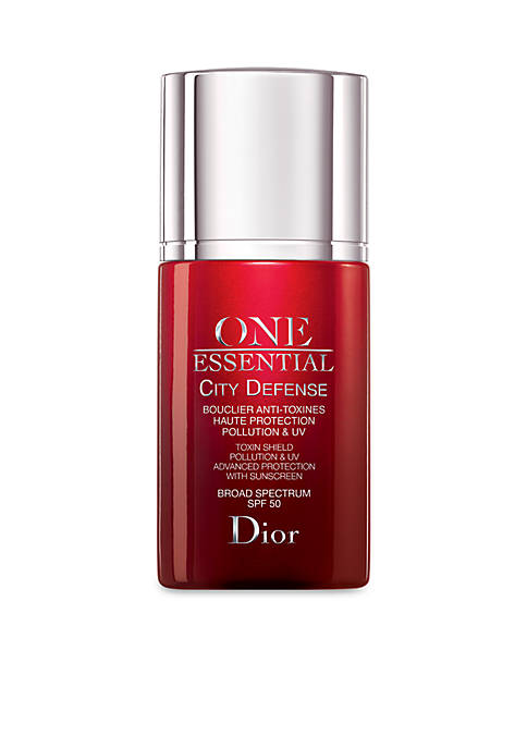 Dior One Essential City Defense Toxin Shield Pollution
