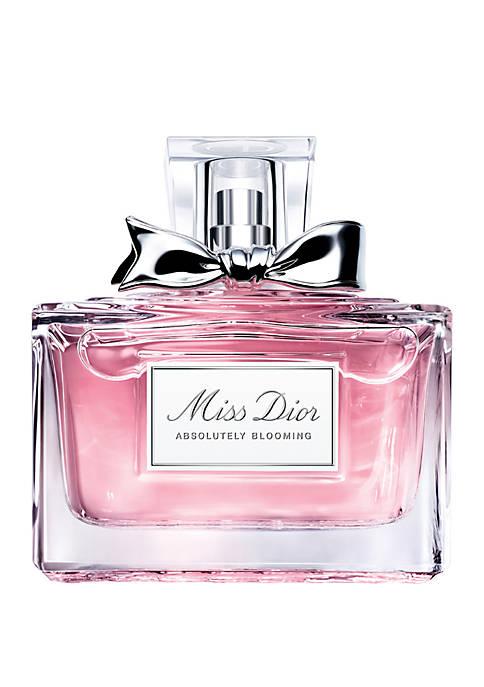 Miss Dior Absolutely Blooming Eau de Parfum, 1.7