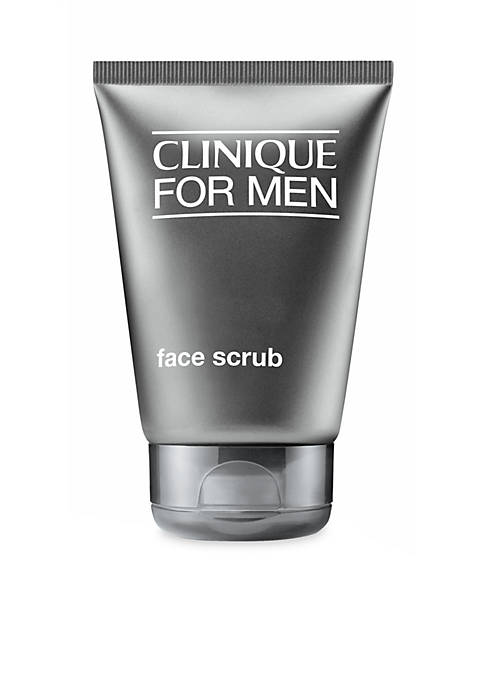 For Men Face Scrub
