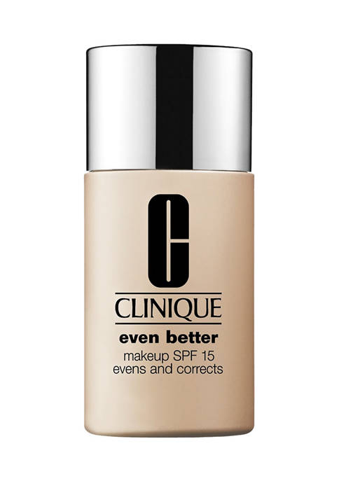 Clinique Even Better Makeup Foundation Broad Spectrum SPF