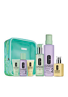 Clinique Great Skin Everywhere Set For Drier Skin (Type I/II)