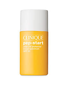 Clinique Pep-Start Daily UV Protector Broad Spectrum SPF 50 Sunscreen
