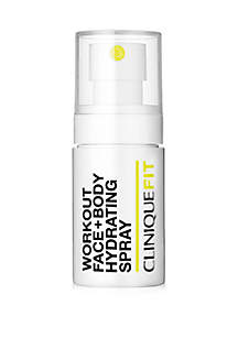Clinique FIT Workout Face + Body Hydrating Spray