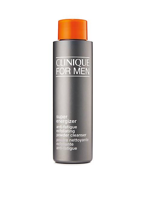For Men Super Energizer Anti-Fatigue Exfoliating Powder Cleanser