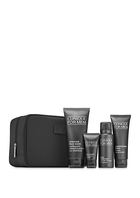 Clinique Great Skin For Him Set $71 Value!