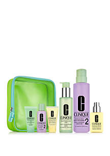 Clinique Great Skin Everywhere: 3-Step Skin Care Set For Dry Skin - $94.50 Value!