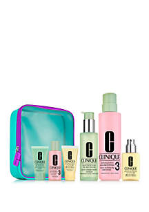 Clinique Great Skin Everywhere: 3-Step Skin Care Set For Oily Skin - $94.50 Value!