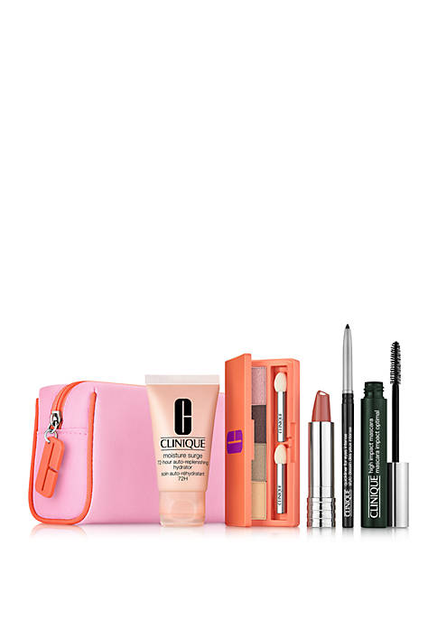 Spring Into Colour: Eye and Lip Makeup Set - $105.50 Value!