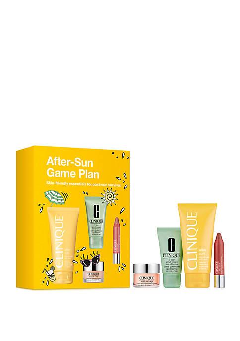Clinique After-Sun Game Plan Skincare Set