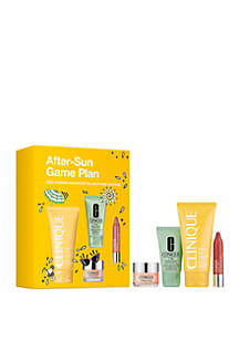 Clinique After-Sun Game Plan Skincare Set - $38.50 Value!