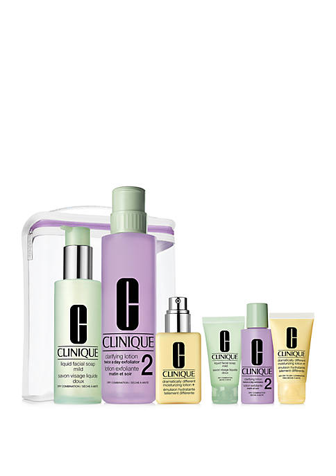 Clinique Great Skin Anywhere Set: Very Dry to