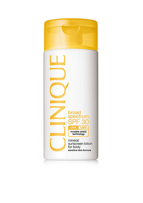 Clinique Broad Spectrum SPF 30 Mineral Sunscreen Lotion