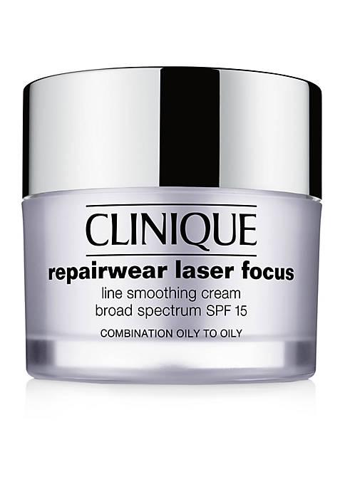 Repairwear Laser Focus SPF 15 Line Smoothing Cream Combination Oily to Oily