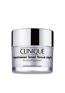 Repairwear Laser Focus Night Line Smoothing Cream - Combination Oily to Oily
