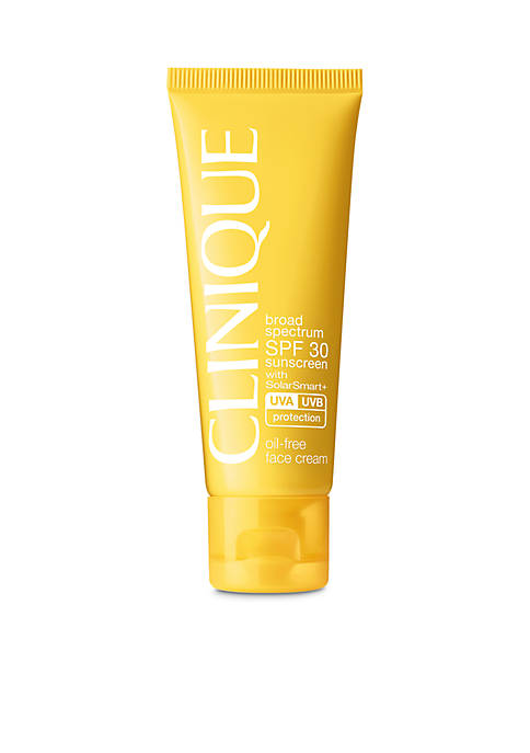 Clinique Broad Spectrum SPF 30 Oil-Free Face Cream