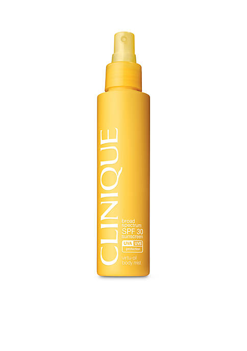 Clinique Broad Spectrum SPF 30 Sunscreen Virtu-Oil Body