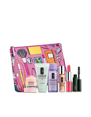 Clinique Free 7-Piece Gift!