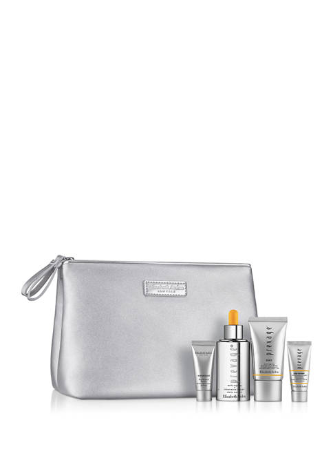 Anti Aging Solutions, 4 Piece Skincare Gift Set