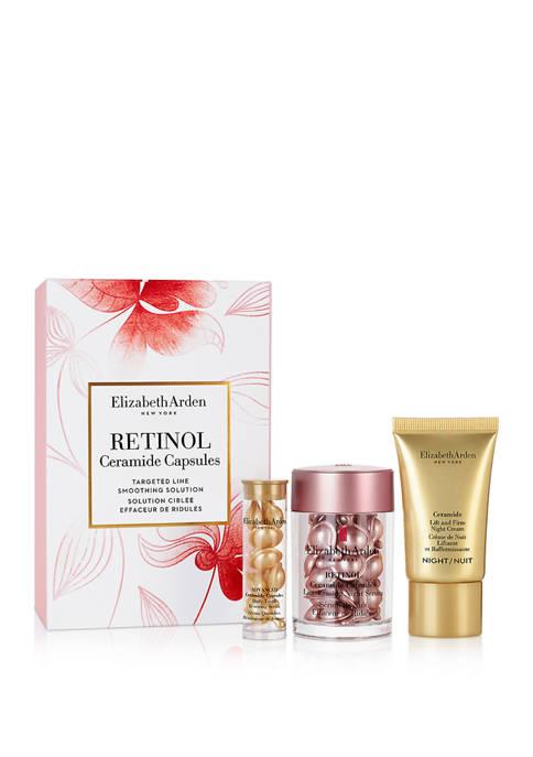 Elizabeth Arden Retinol Ceramide 3 Piece Skincare Gift