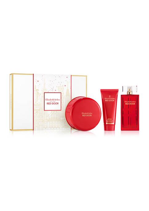 Elizabeth Arden Red Door 3 Piece Fragrance Gift