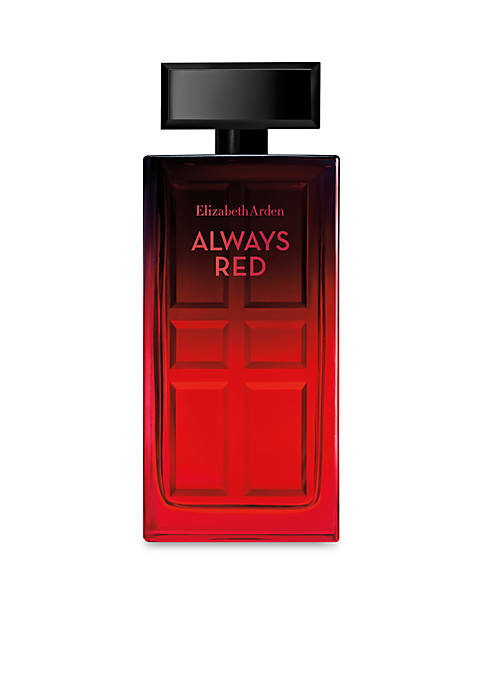 Elizabeth Arden Always Red Eau de Toilette Spray,